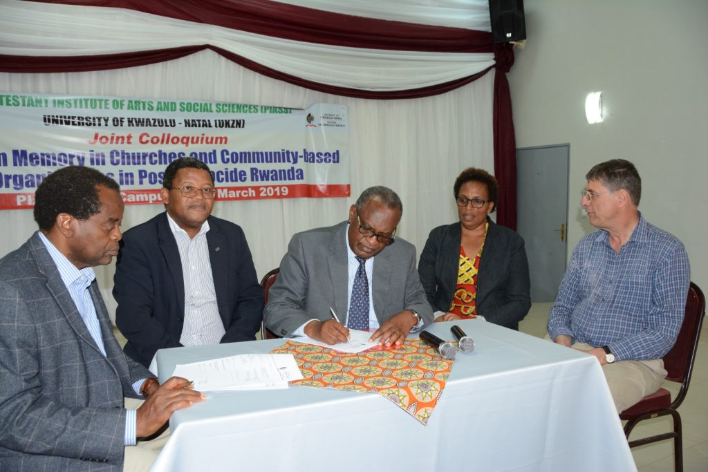 UKZN co-hosts conference on memories of the Rwandan genocide